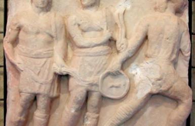 Rilievo gladiatorio